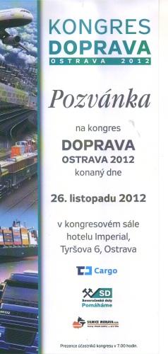 Doprava 2012