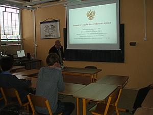 Honorární konzul Ruské federace Ing. A. Zedník
