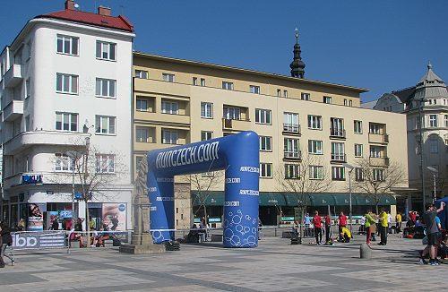 Juniorský maraton 2013
