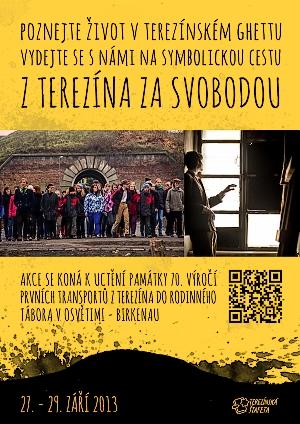 Z Terezína za svobodou